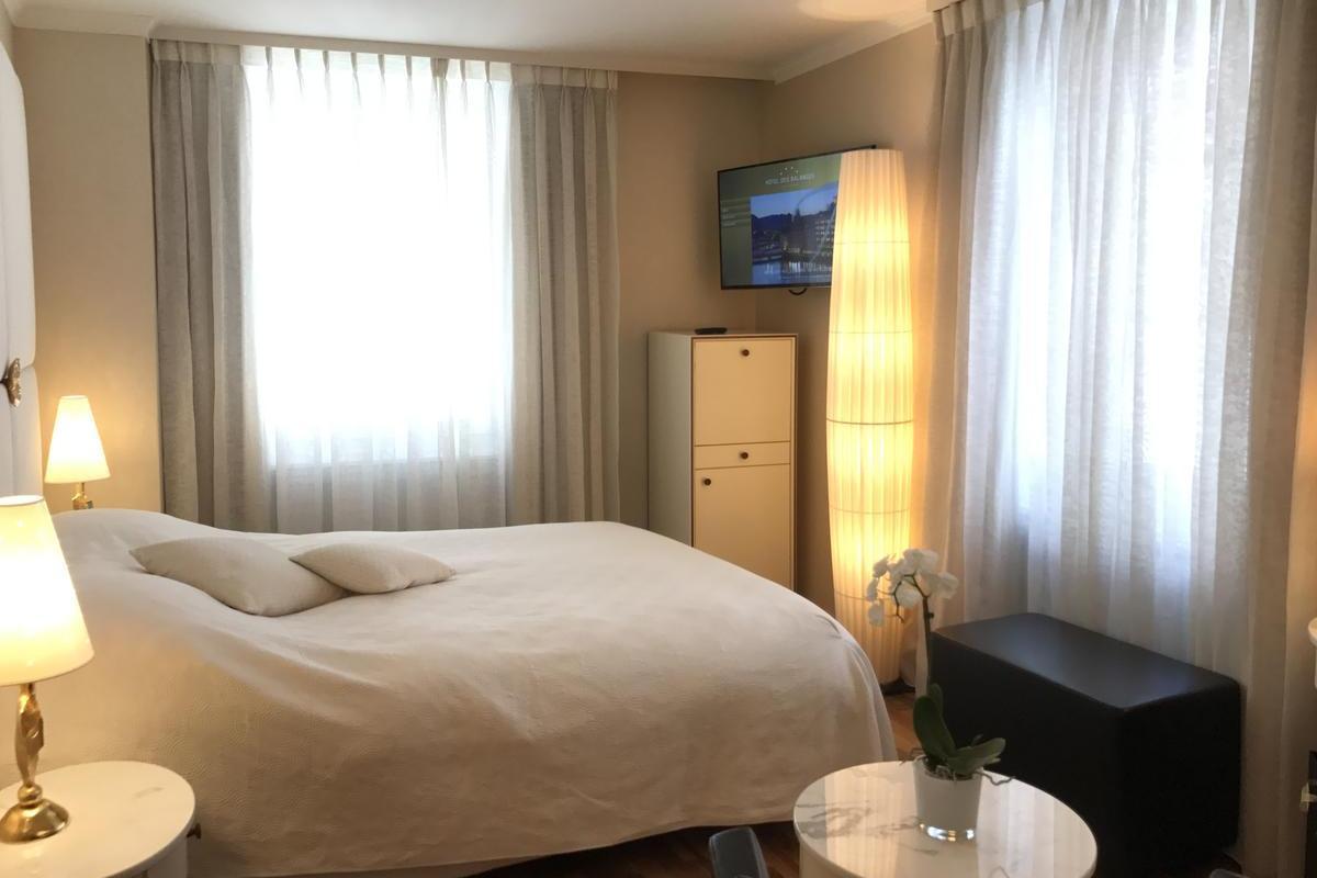 Hotel des Balances – Double Room