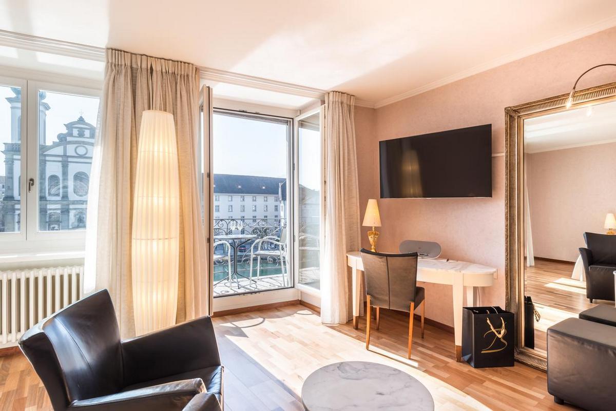 Hotel des Balances – Junior Suite River View