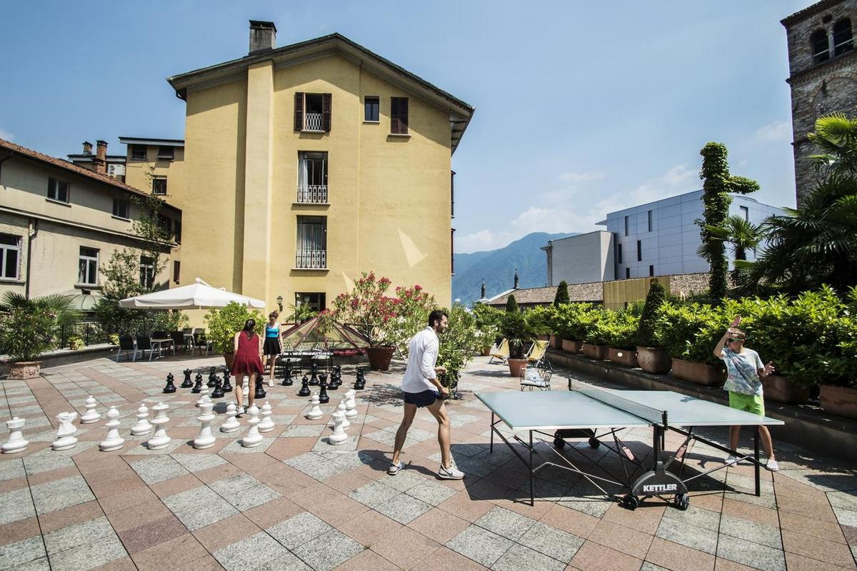 International au Lac Historic Lakeside Hotel – Strefa rekreacyjna