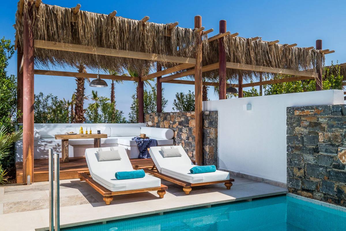 Stella Island Luxury Resort & Spa – Island Villa Private Pool