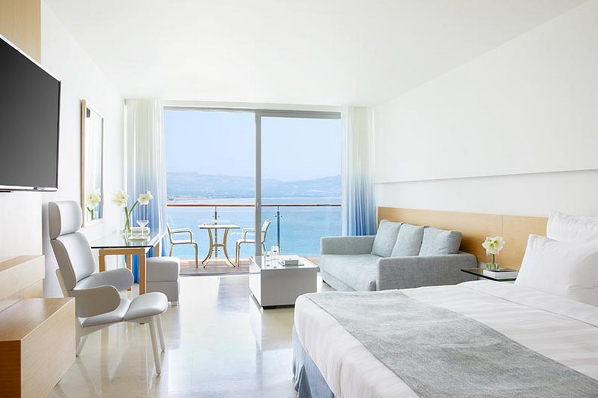 Lindos Blu – Junior Suite