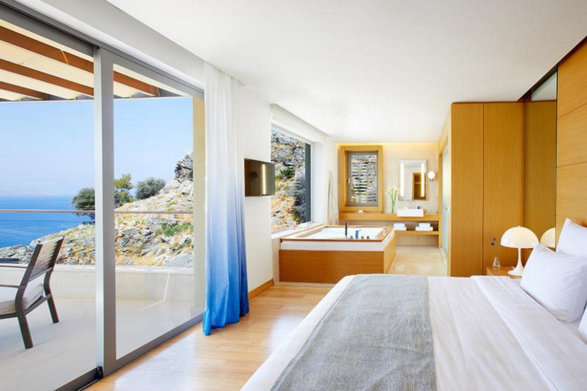 Lindos Blu – Pokój typu Deluxe