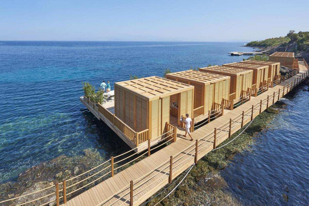 Mandarin Oriental Bodrum – Blue Beach Private Cabana