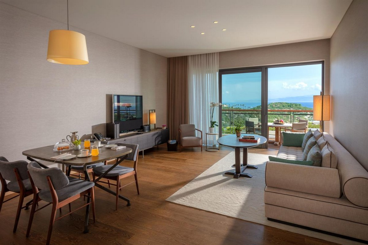 Mandarin Oriental Bodrum – One Bedroom Sea View Apartment