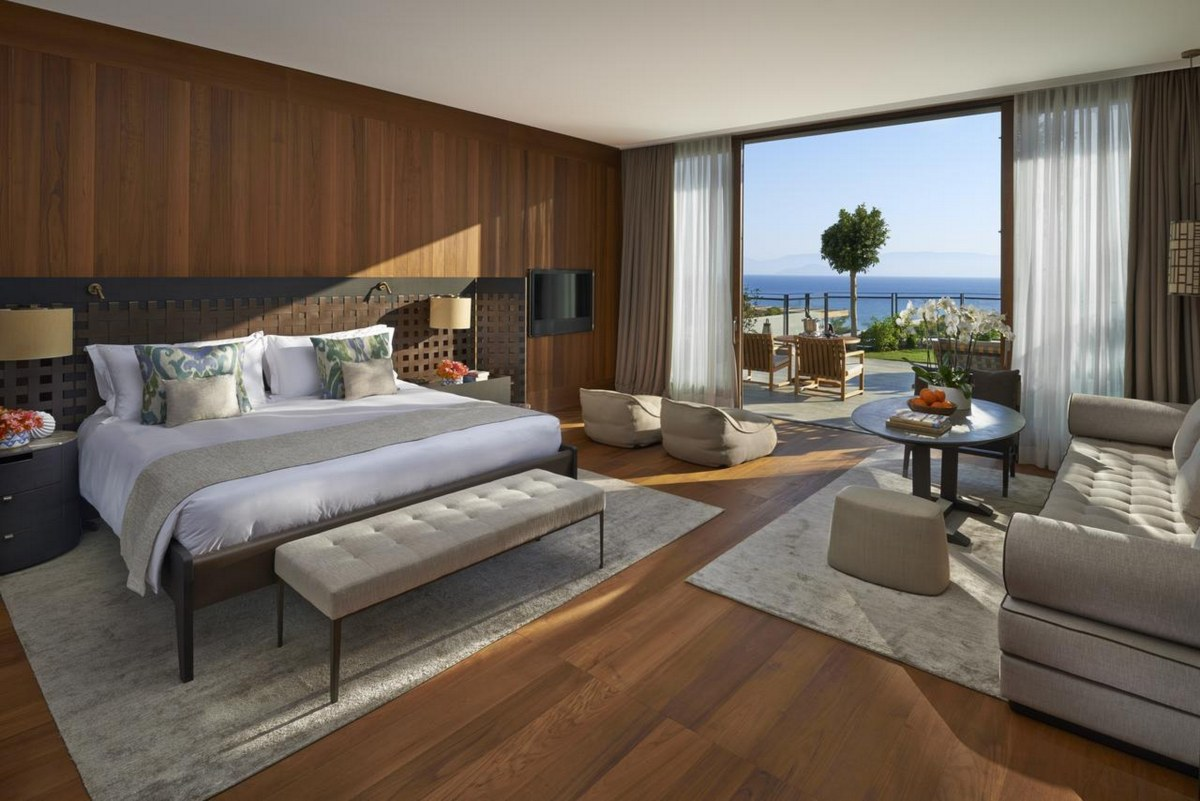 Mandarin Oriental Bodrum – Sea View Room