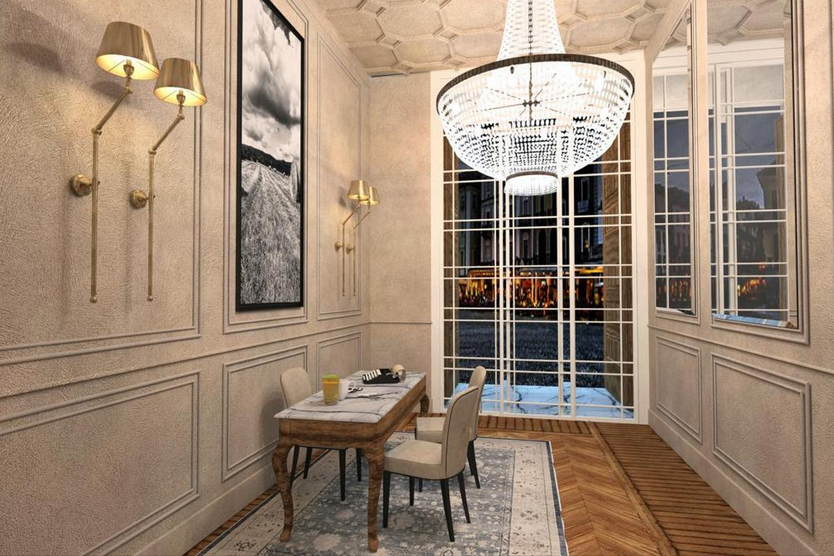 Matilde Boutique Hotel – Lobby