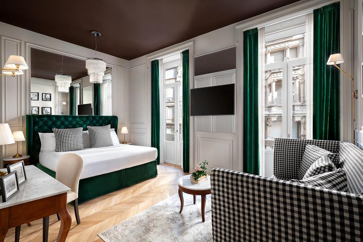 Matilde Boutique Hotel – Pokój typu Deluxe