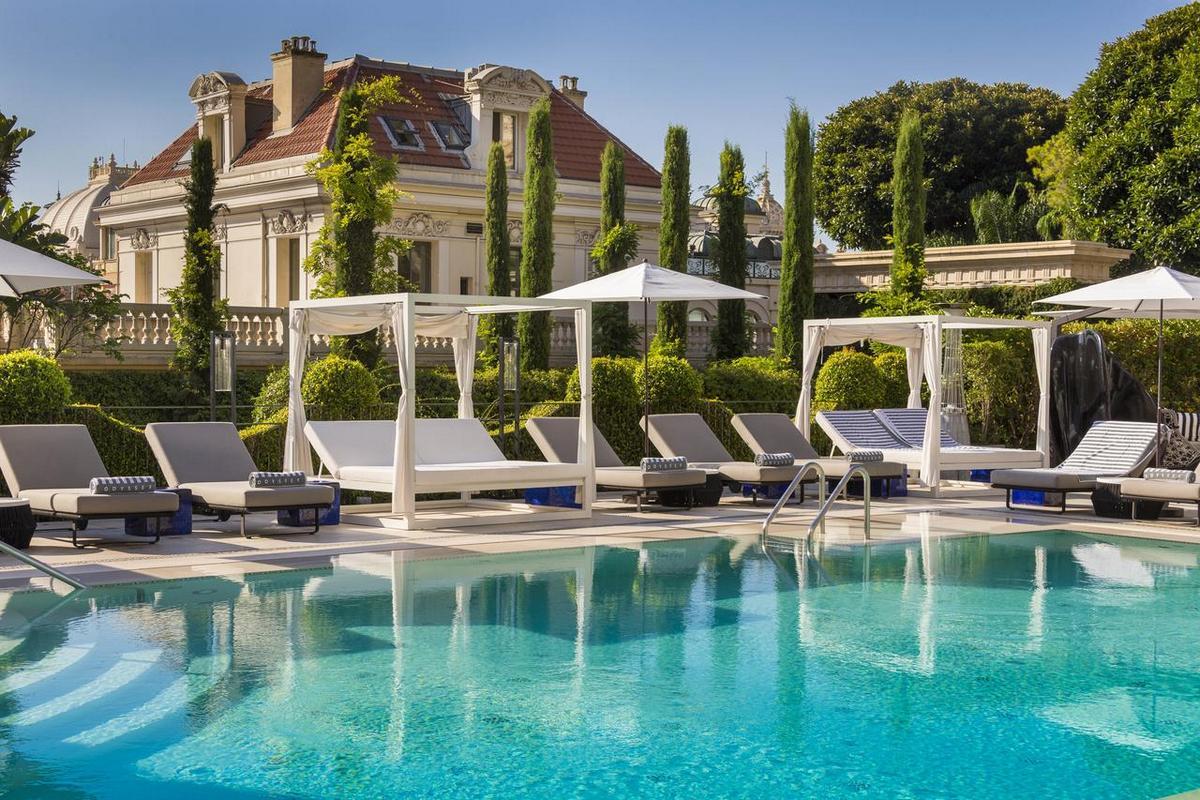 Metropole Monte Carlo – Basen
