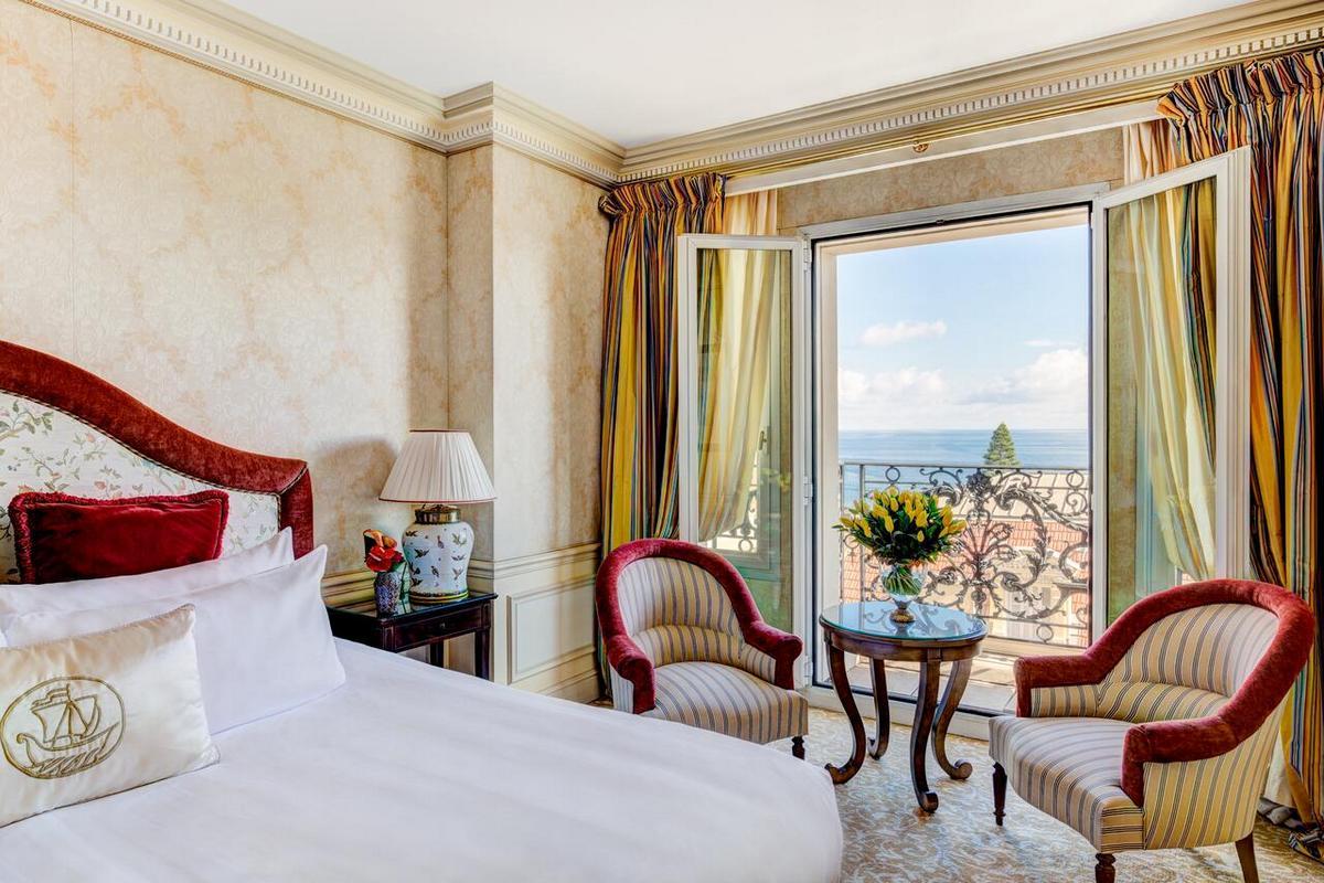 Metropole Monte Carlo – Deluxe Suite Sea View