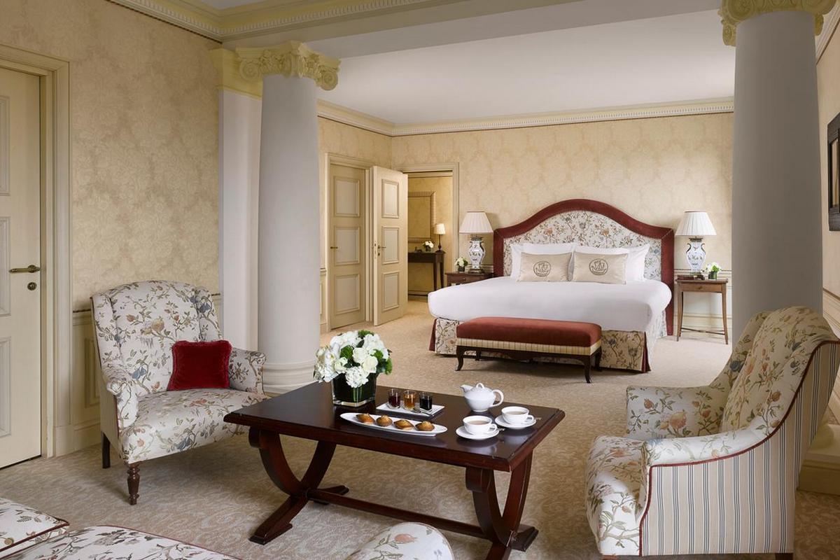Metropole Monte Carlo – Junior Suite Prestige