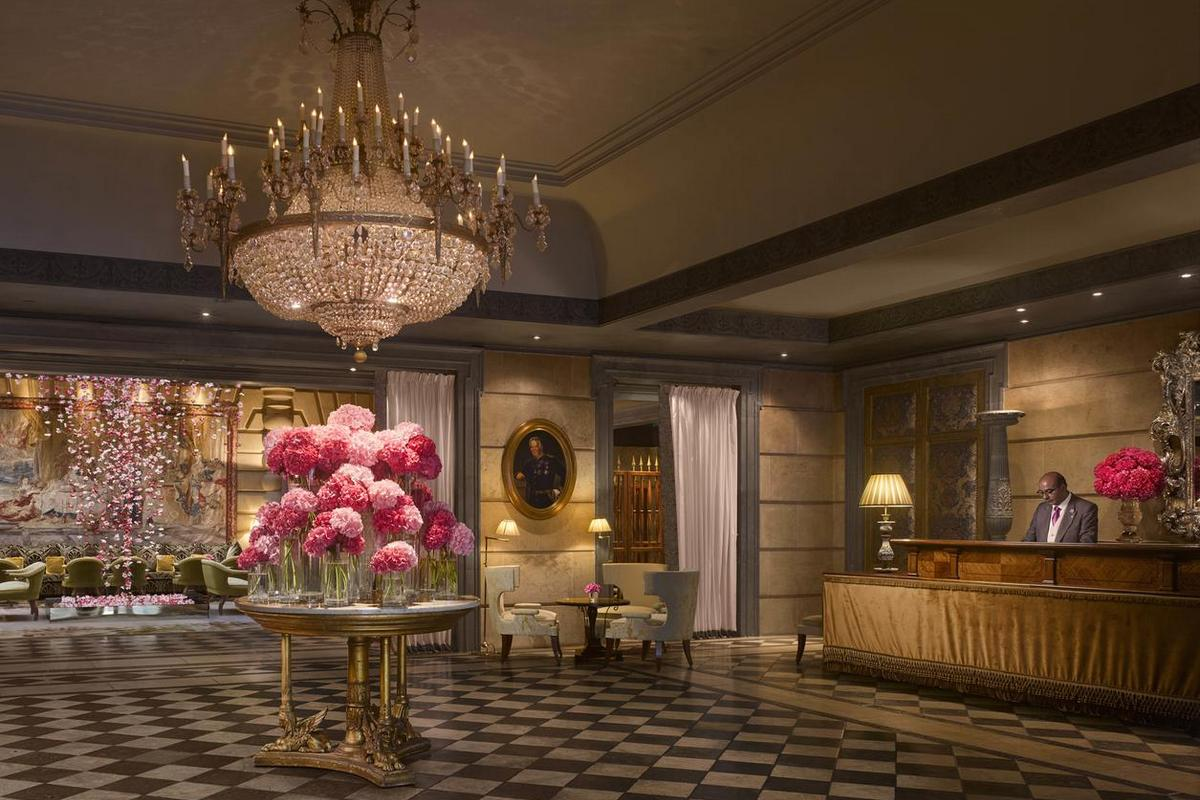 Metropole Monte Carlo – Lobby