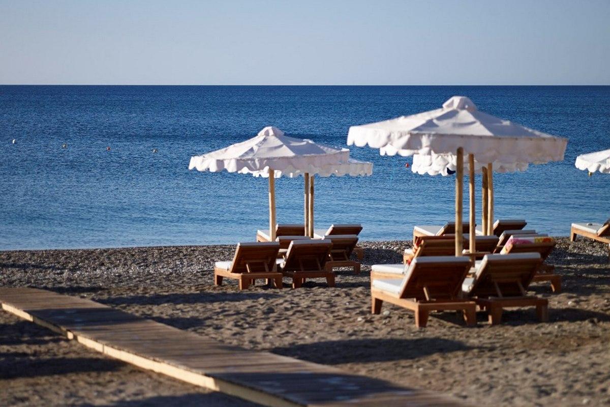 Mitsis Alila – Plaża