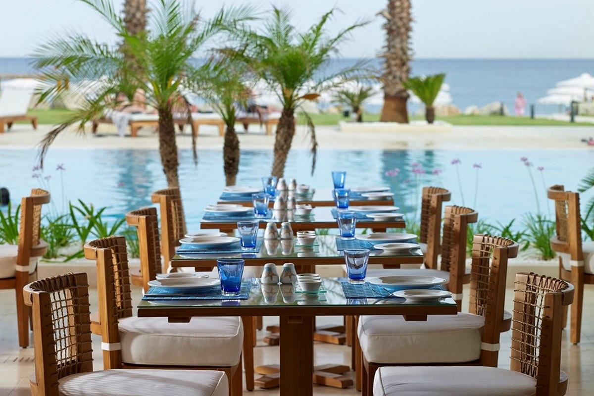 Mitsis Alila – Restauracja