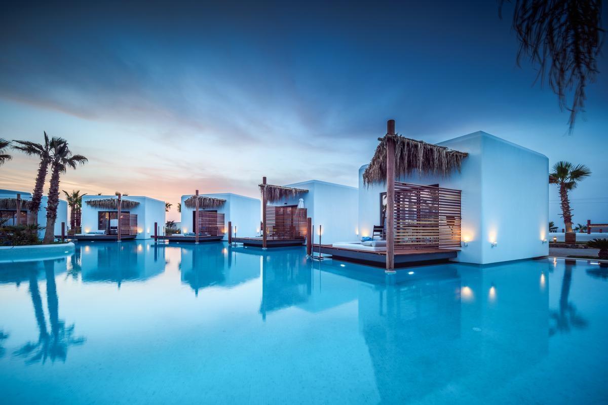 Stella Island Luxury Resort & Spa – Over Water Bungalow