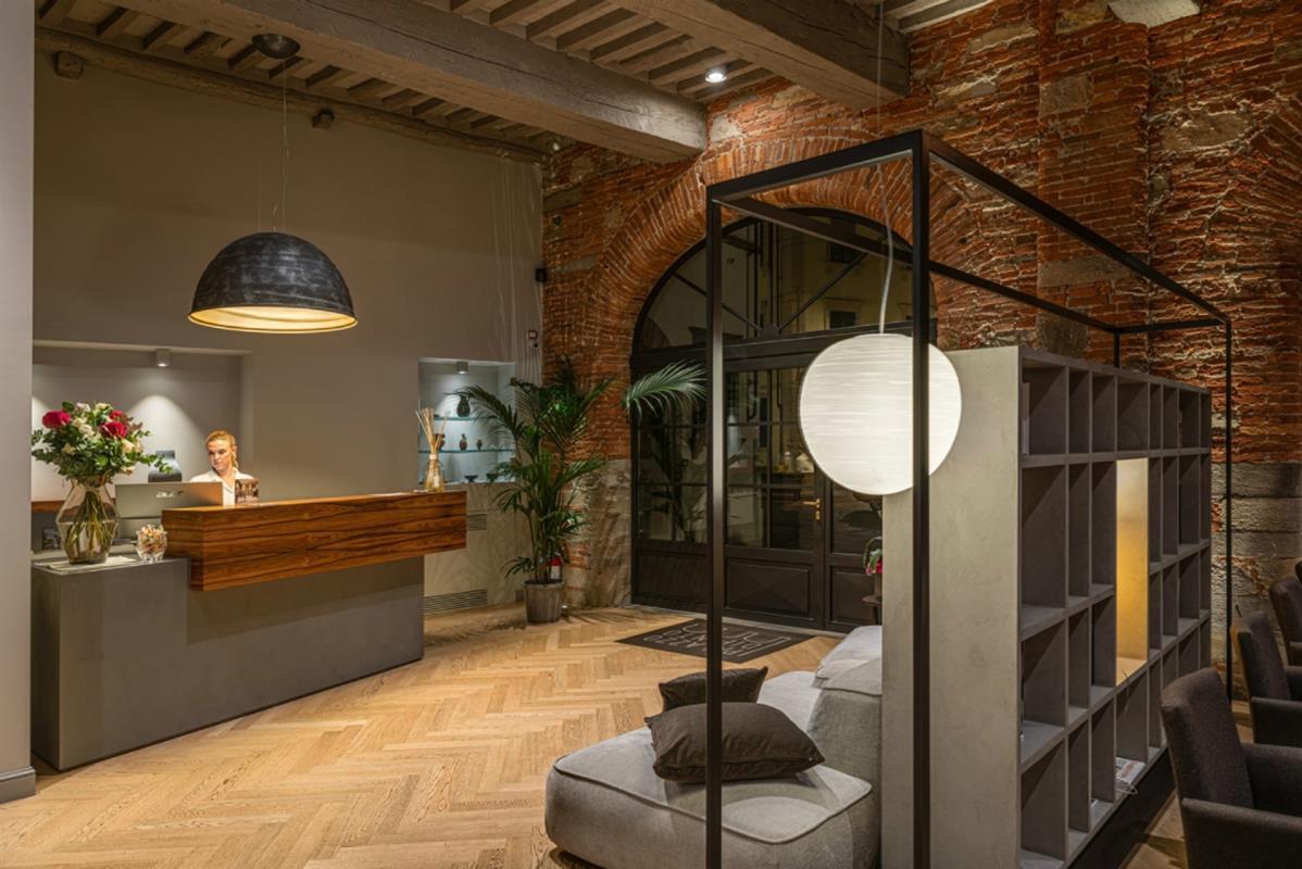 Palazzo Dipinto – Lobby