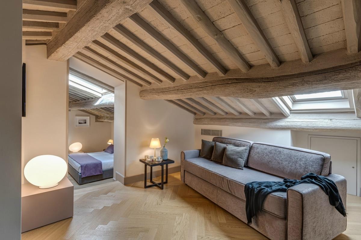 Palazzo Dipinto – Pokój typu Junior Suite