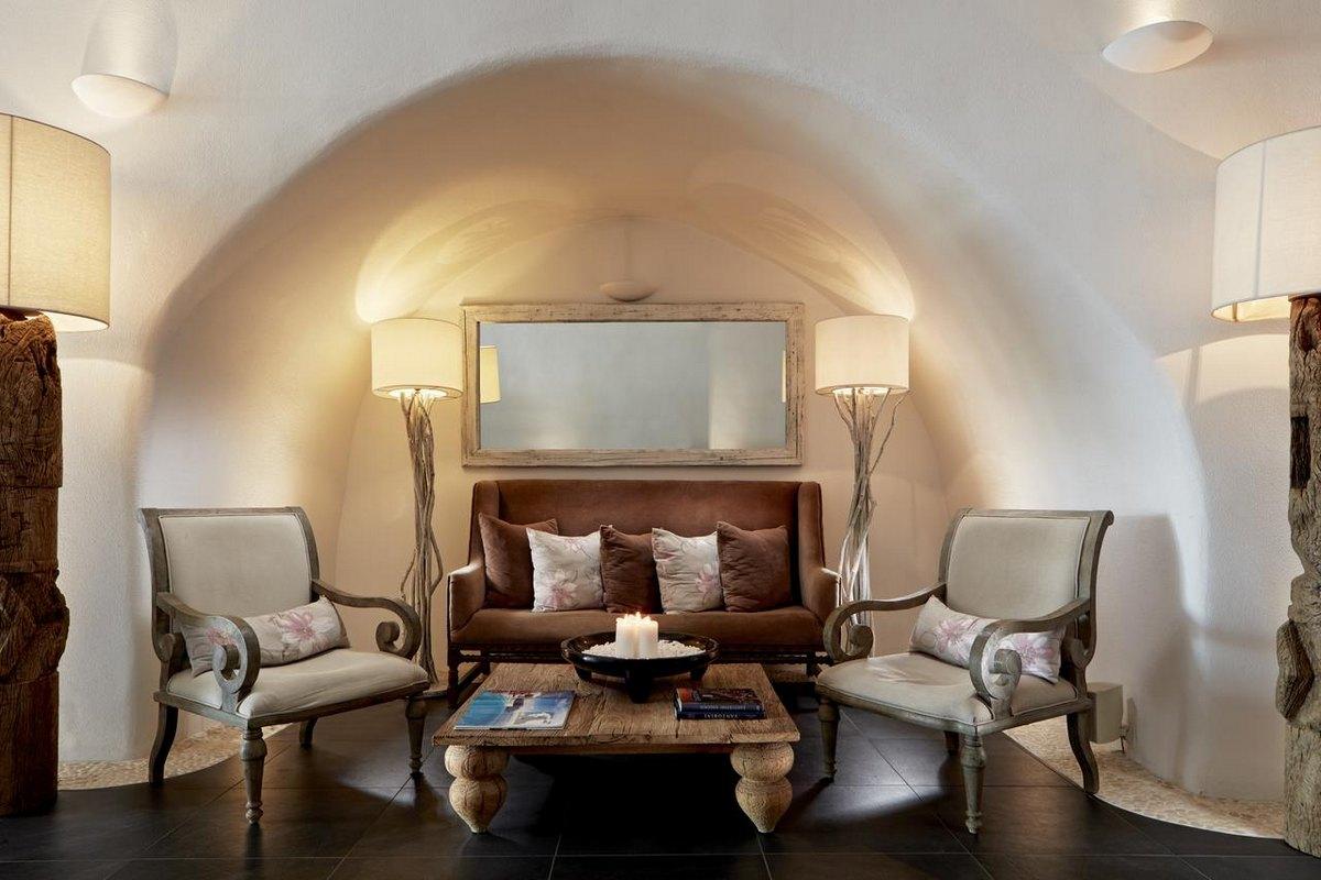 San Antonio Luxury Hotel Santorini