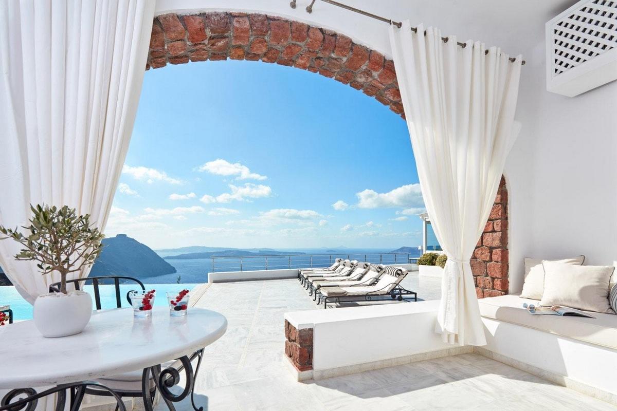 San Antonio Luxury Hotel Santorini – San Antonio