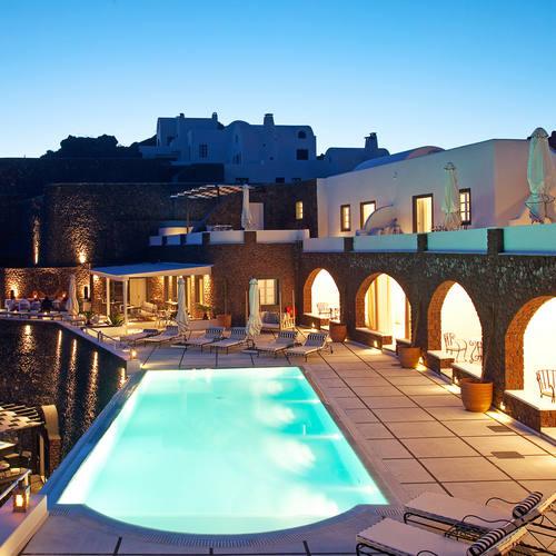 San Antonio Luxury Hotel Santorini_miniatura