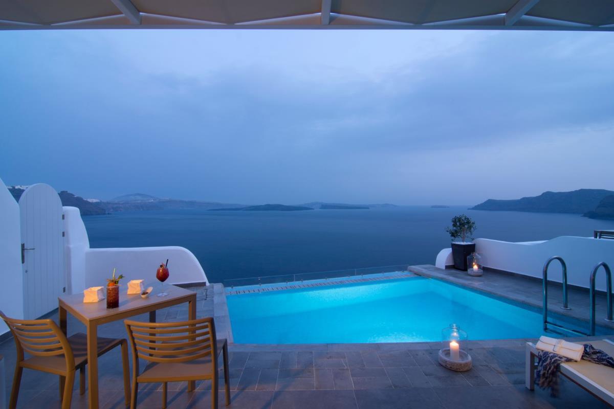 Santorini Secrets Suites & Spa – Honeymoon Suite