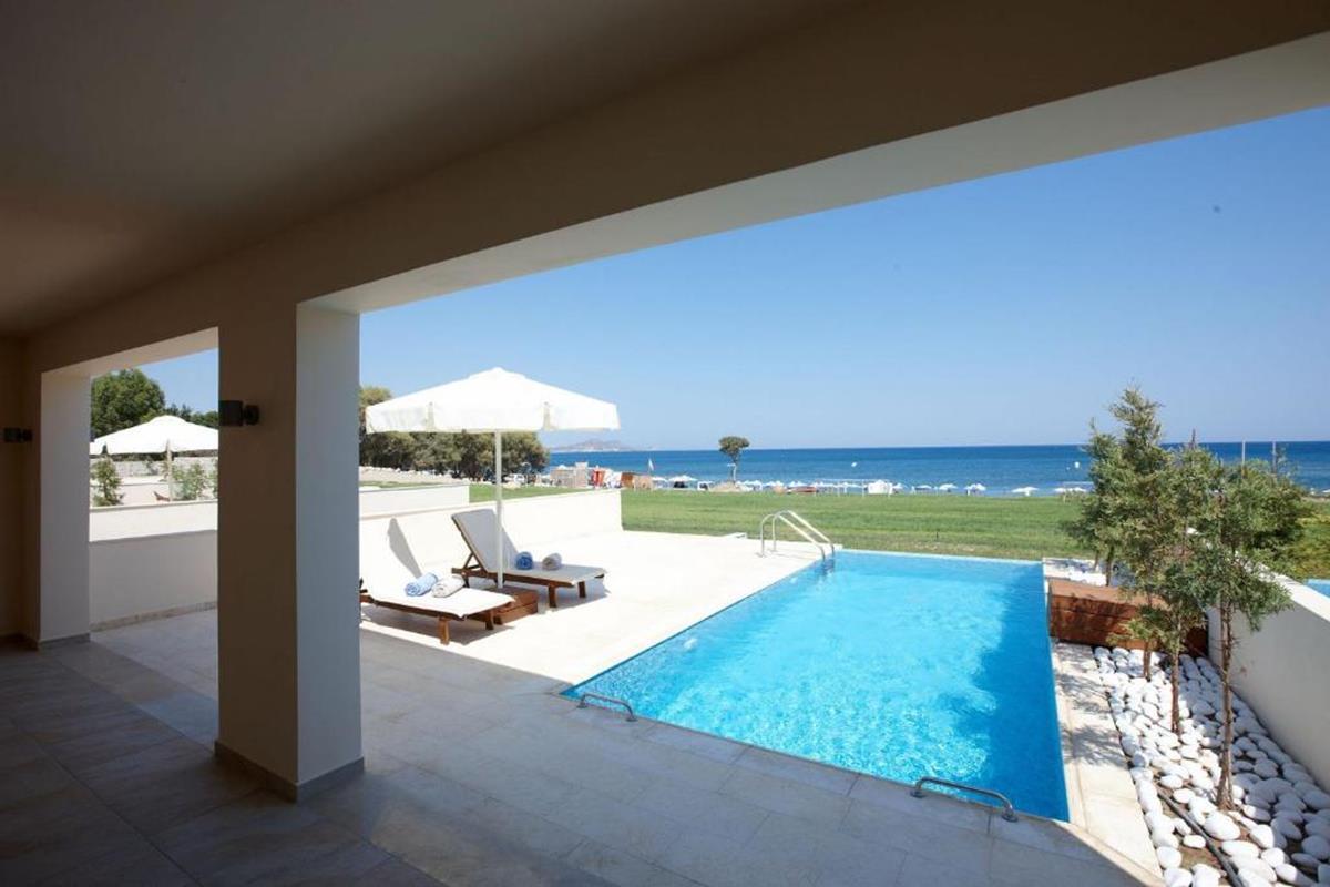 Sentido Port Royal Villas – Junior Suite Beachfront z prywatnym basenem