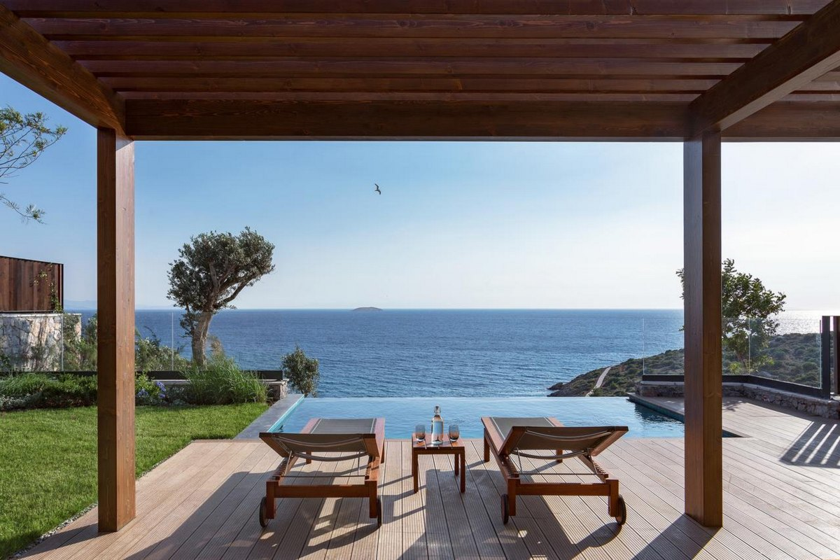 Six Senses Kaplankaya – Ridge Terrace Room with Pool