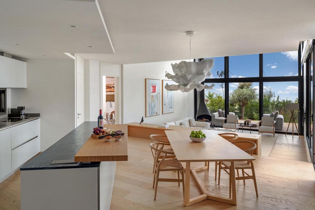 Six Senses Kaplankaya – Three-Bedroom Residence with Pool Living Room