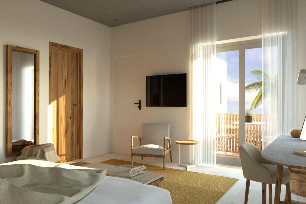 Adorno Beach Hotel & Suites – Classic Double Room