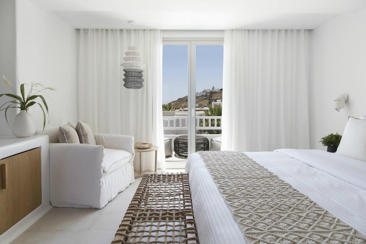 Adorno Beach Hotel & Suites – Superior Double Room