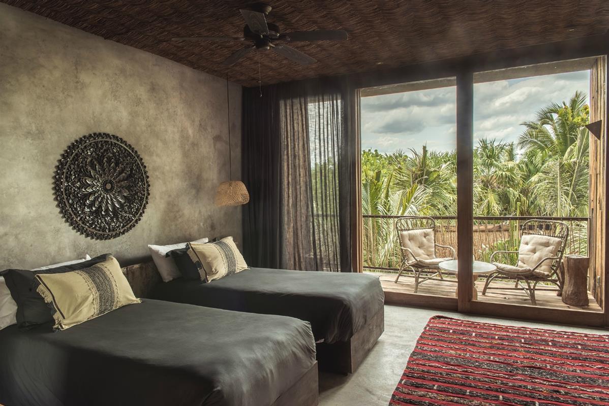 Be Tulum Beach Resort & Spa – Garden Suite