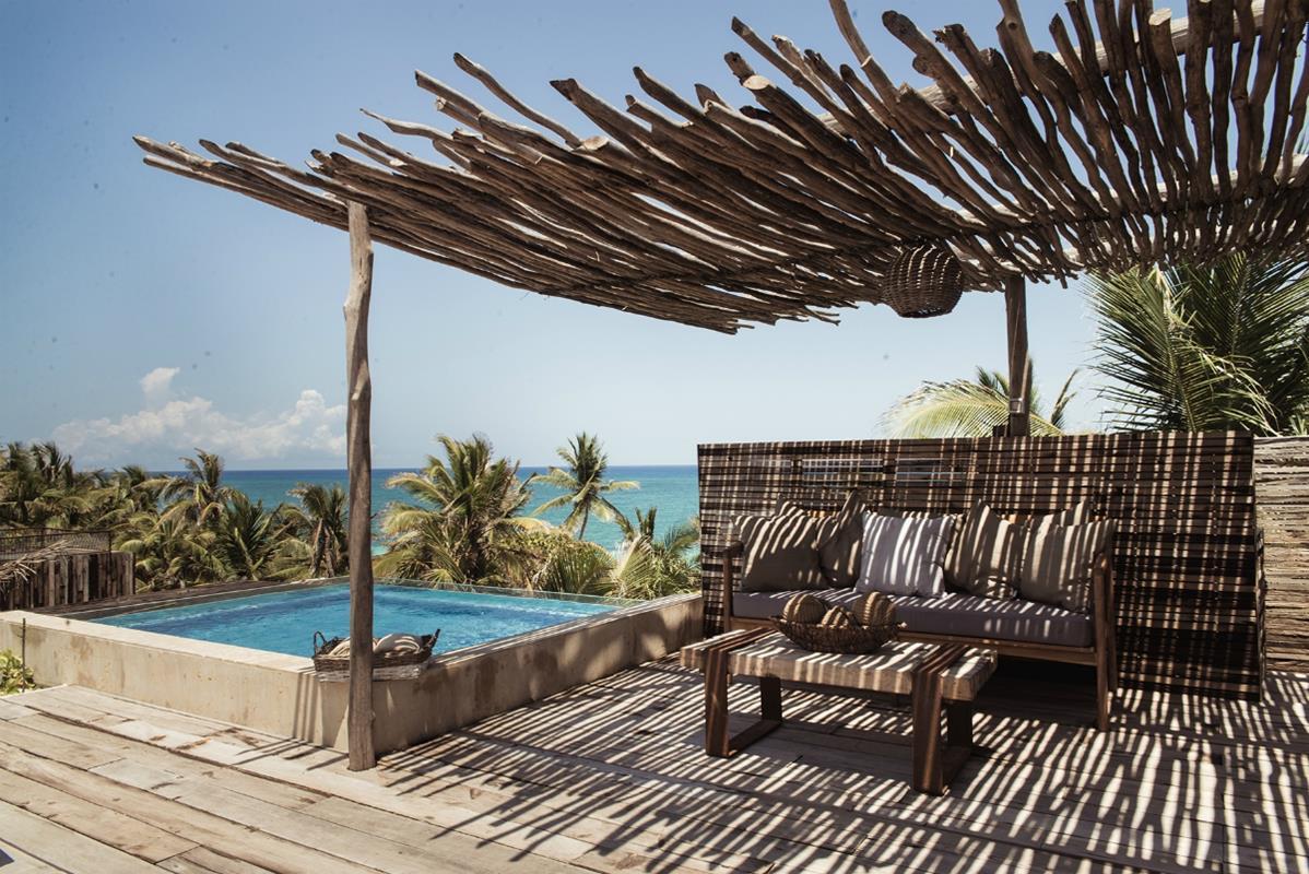 Be Tulum Beach Resort & Spa – Ocean Suite