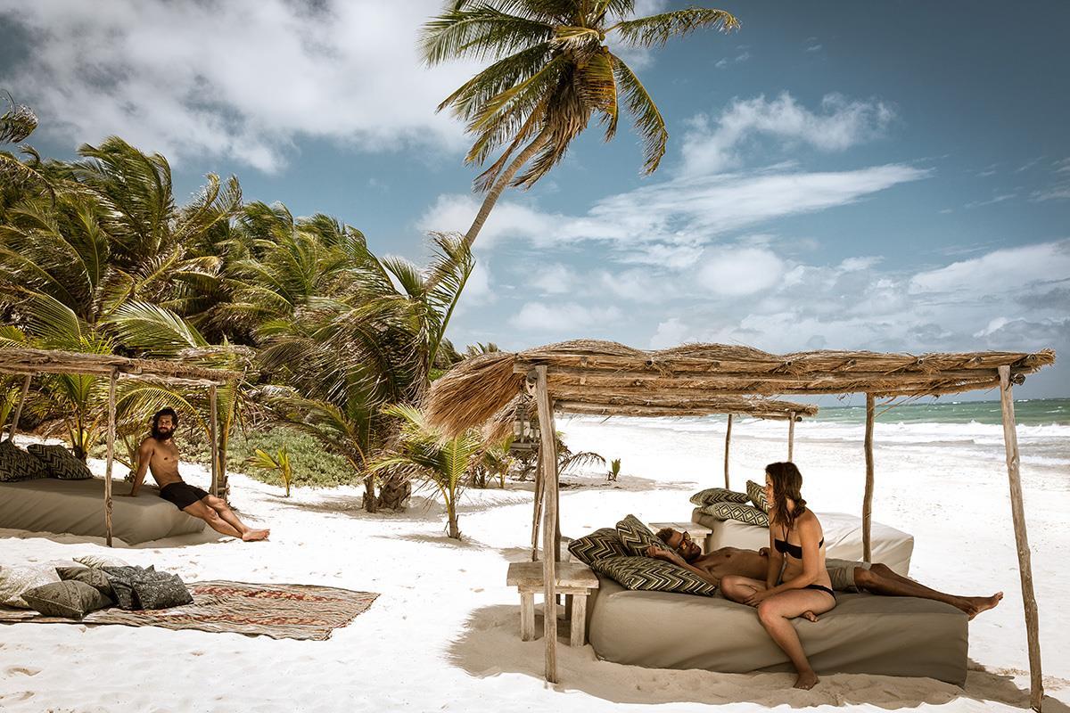 Be Tulum Beach Resort & Spa – Plaża