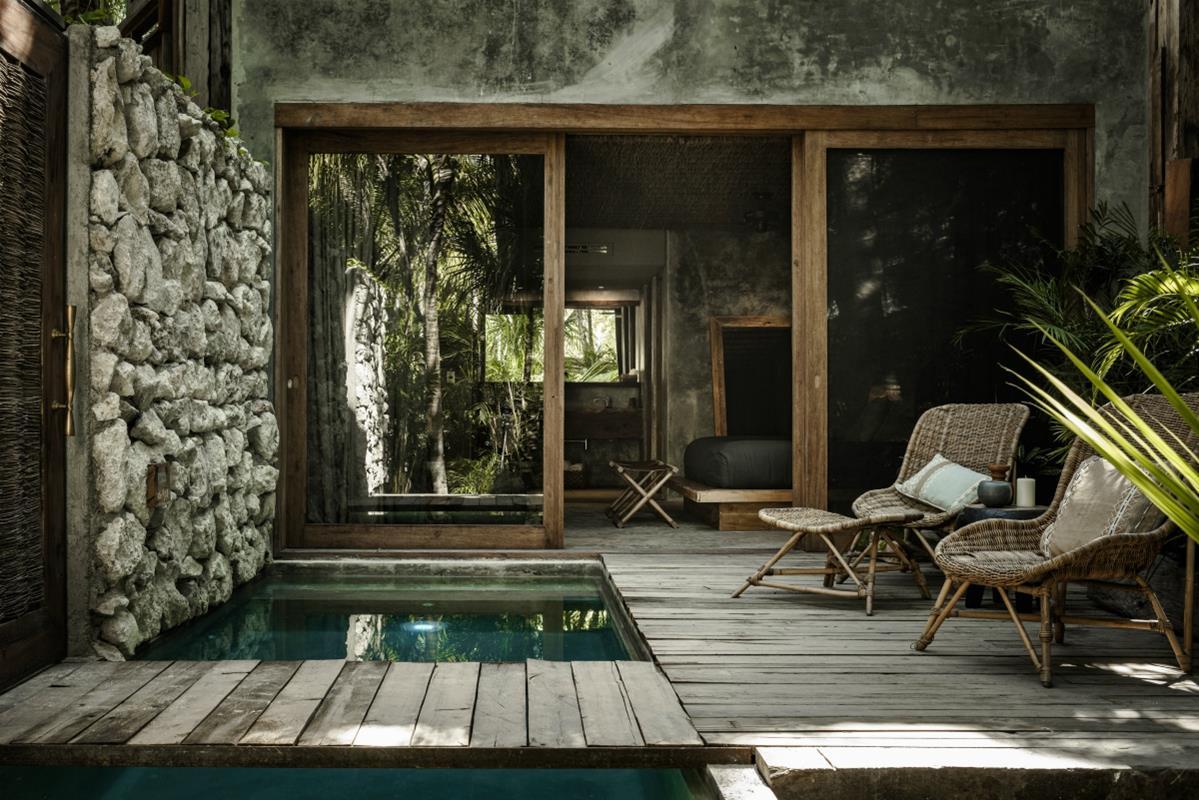 Be Tulum Beach Resort & Spa – Tierra Suite
