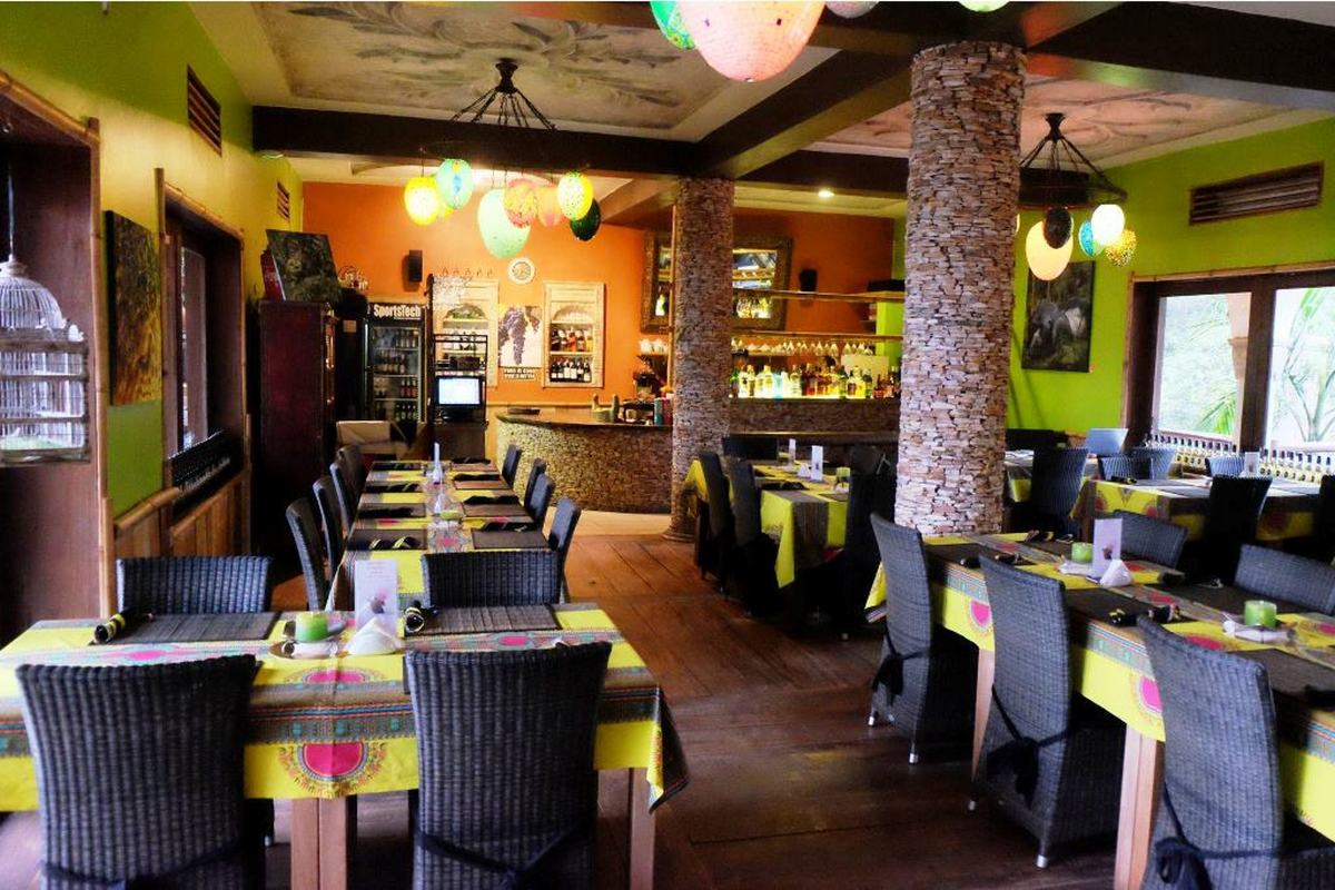Bird Nest Resort – Restauracja