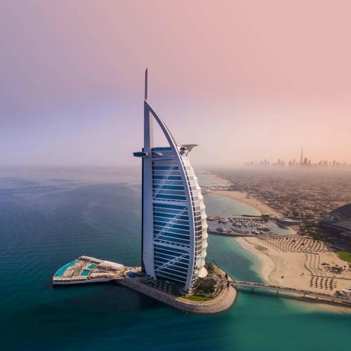 Burj Al Arab – miniaturka oferta