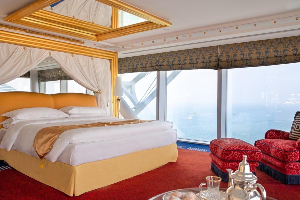 Burj al Arab – Panoramic Suite