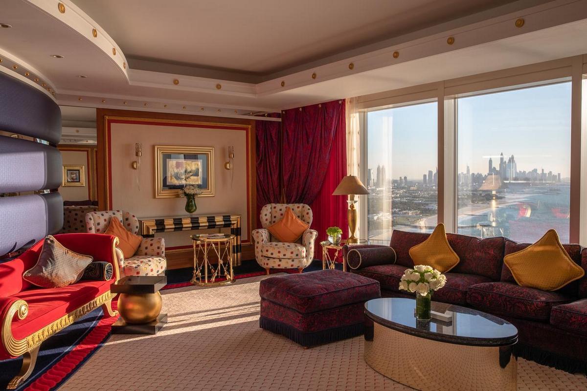 Burj al Arab – Sky Suite
