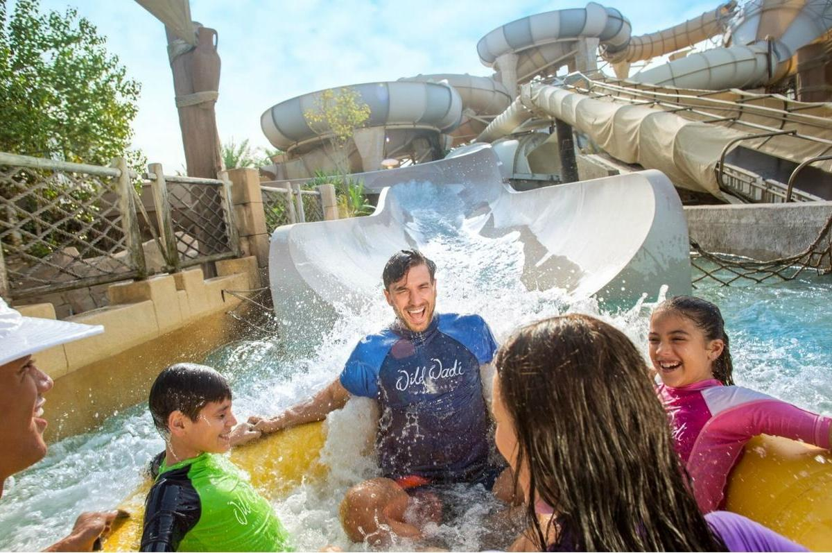 Burj al Arab – Aquapark