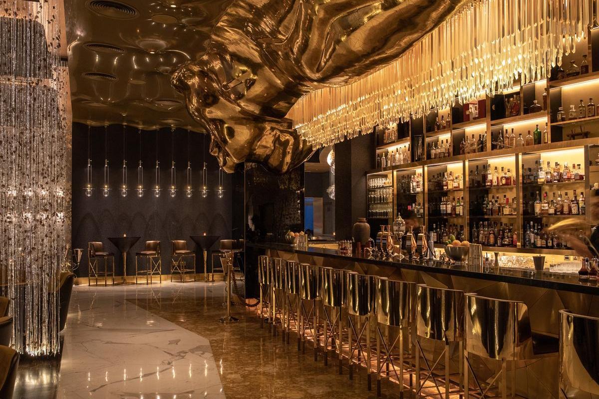 Burj al Arab – Bar