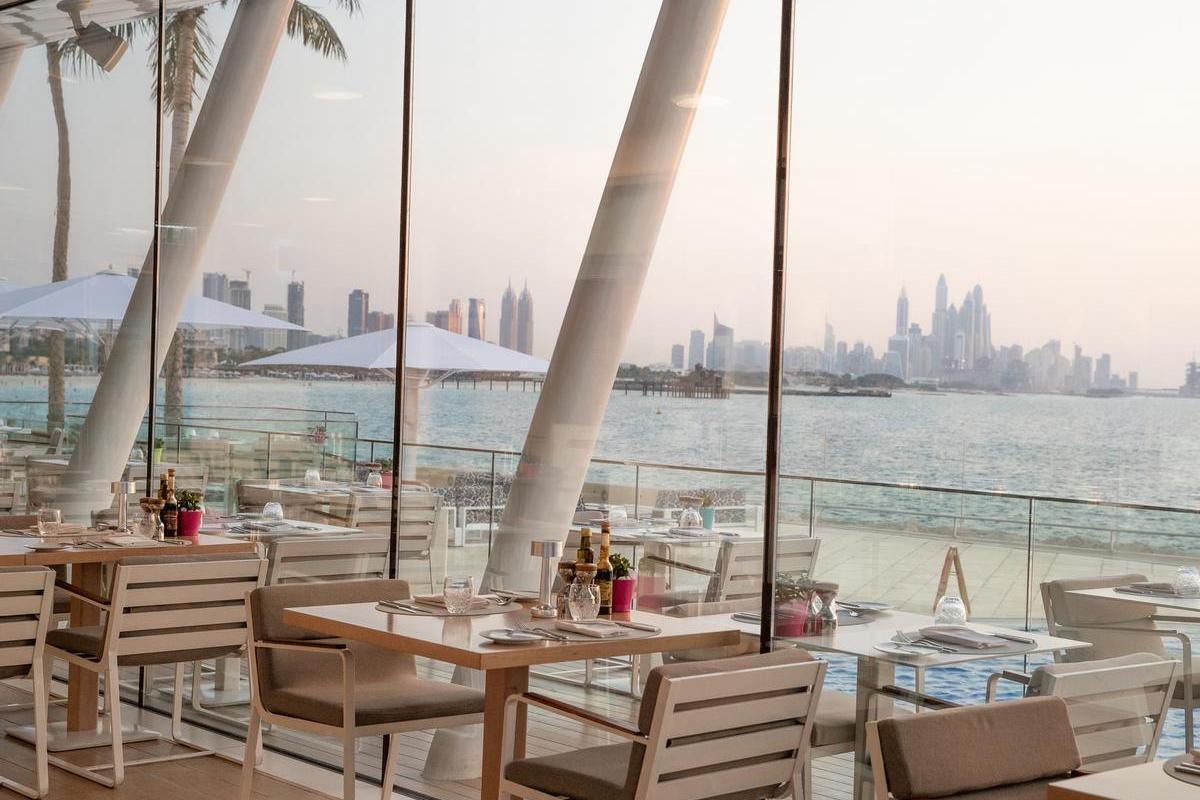 Burj al Arab – Restauracja