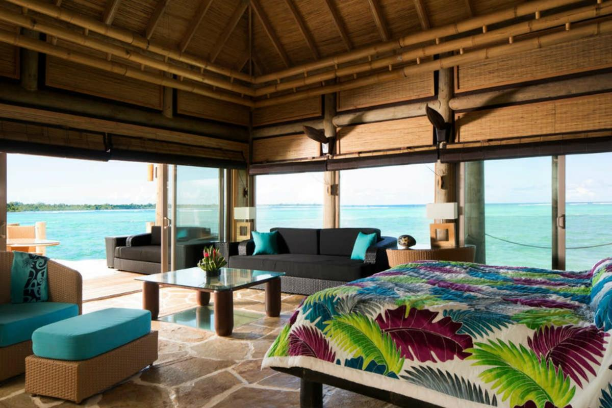 Coconuts Beach Club Resort and Spa – Overwater Fale