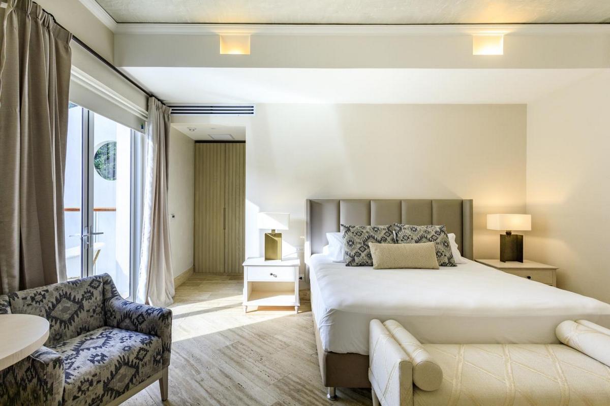 Eurostars Marqués de Villalta – Premium Double Room With Balcony