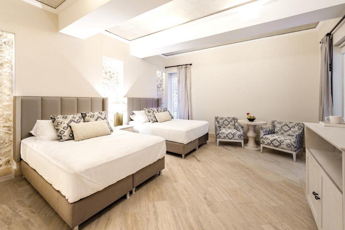 Eurostars Marqués de Villalta – Superior Room