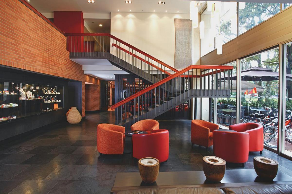 Hotel Cite – Lobby