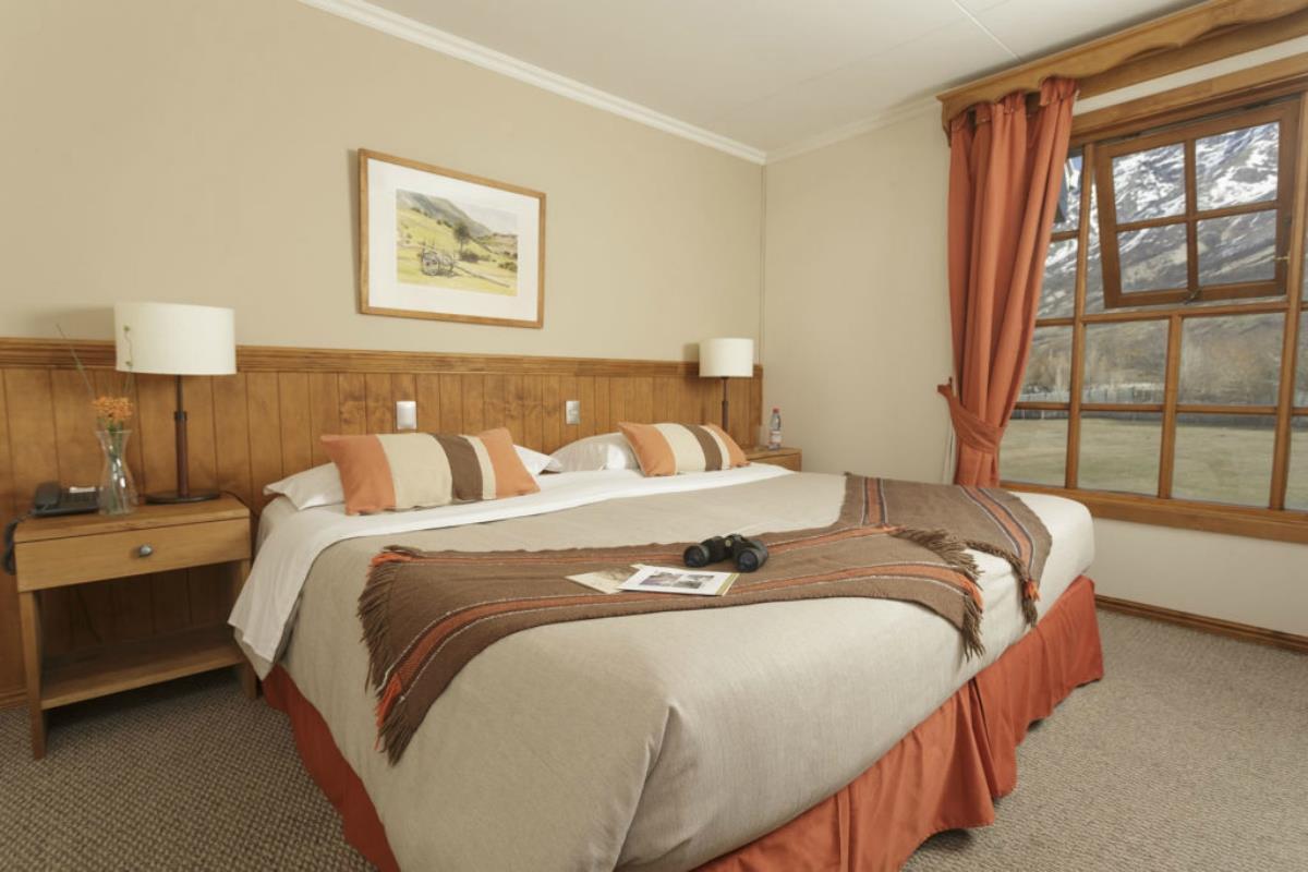 Hotel Las Torres Patagonia – Canelo Room