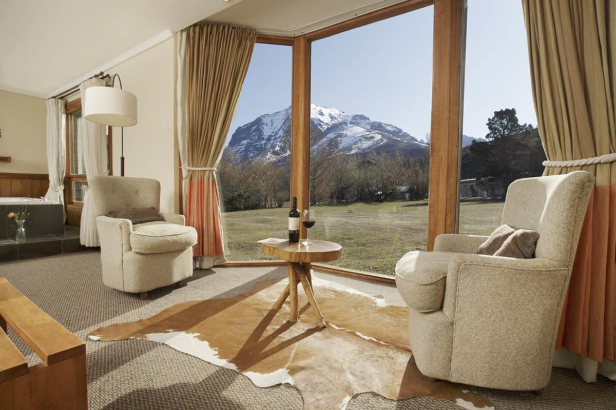 Hotel Las Torres Patagonia – Suite