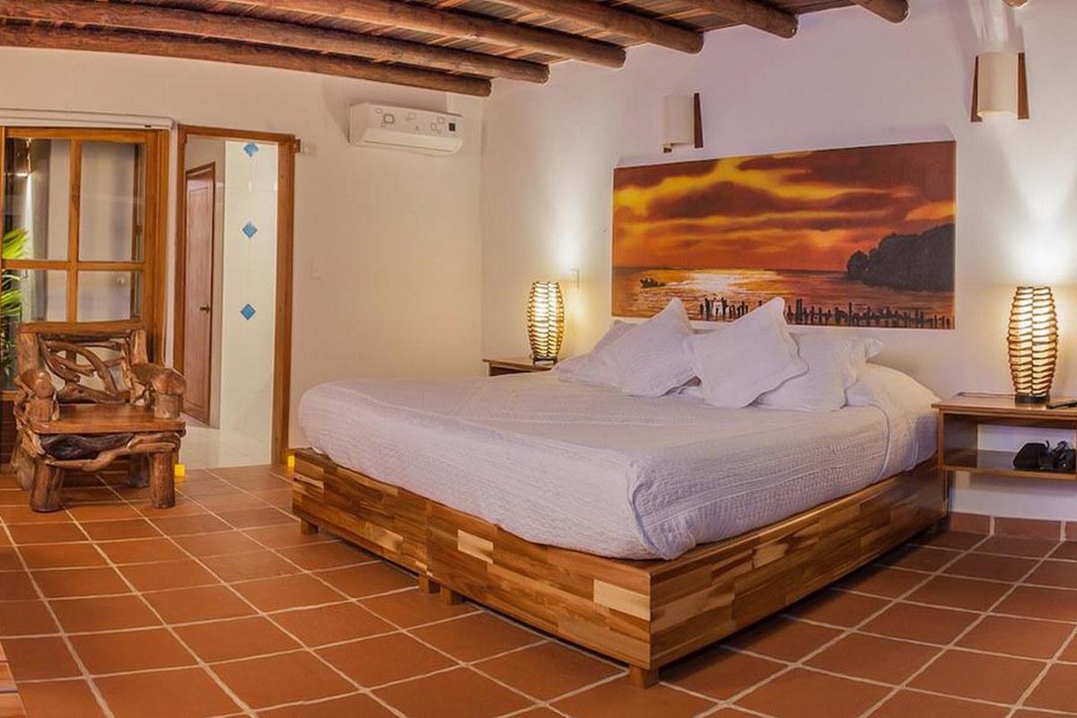 Hotel Punta Faro – Deluxe Room
