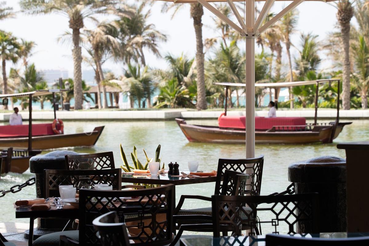 Jumeirah Mina a Salam – Restauracja