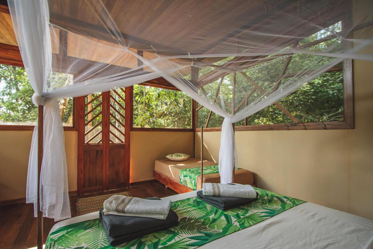 La Manigua Lodge – Couple Cabin