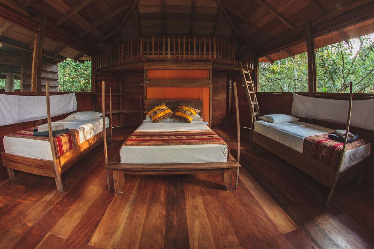La Manigua Lodge – Family Cabin